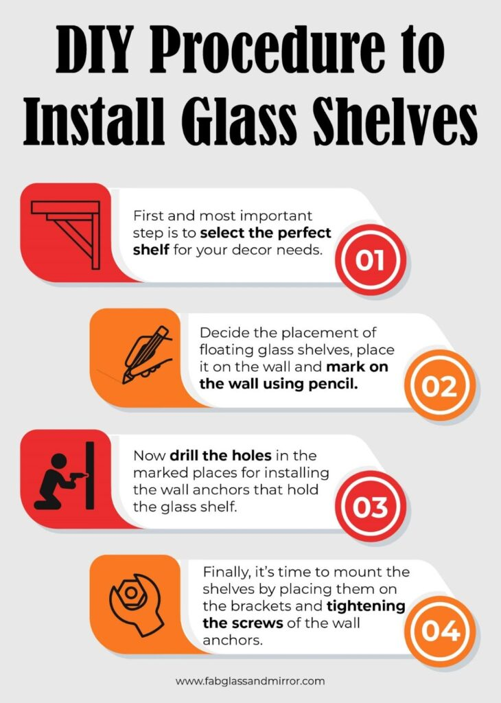 DIY-Procedure-to-install-Glass-Shelves-730x1024