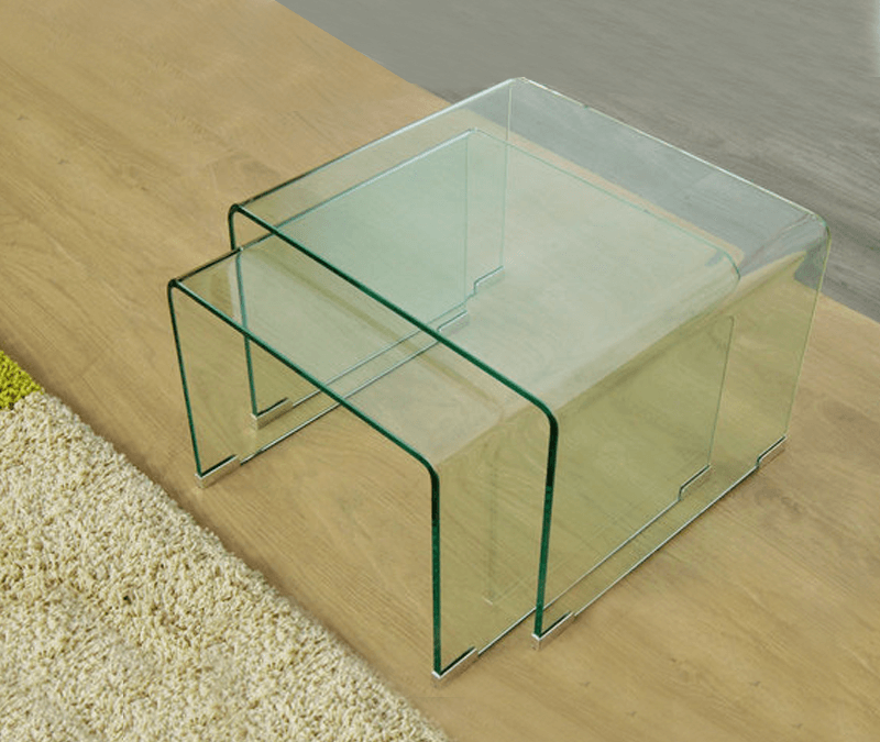 DIY bending Acrylic Glass to create clear & professional looking shapes