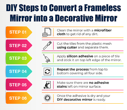 PROCEDURE-TO-DECORATE-A-FRAMELESS-MIRROR-WITH-LOW-BUDGET