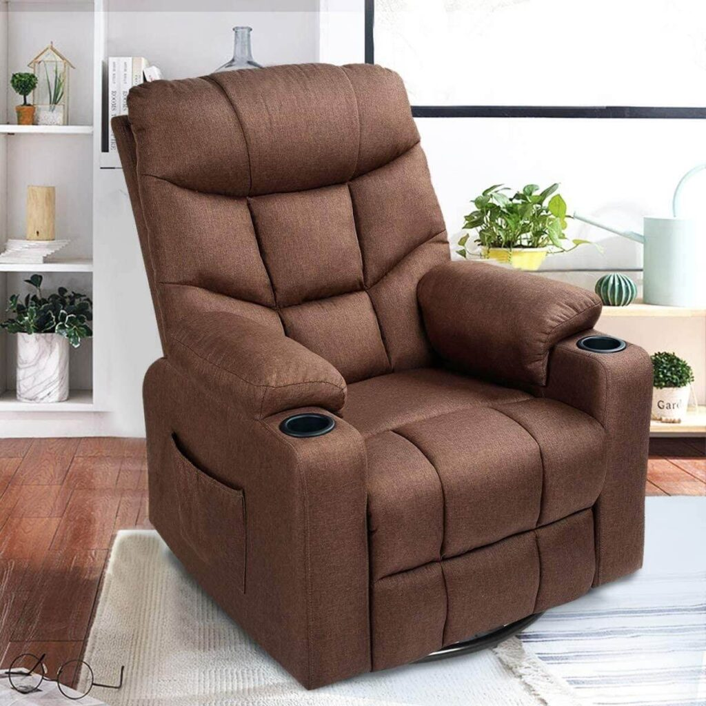 Esright Massage Recliner Chair - Maximum Comfort
