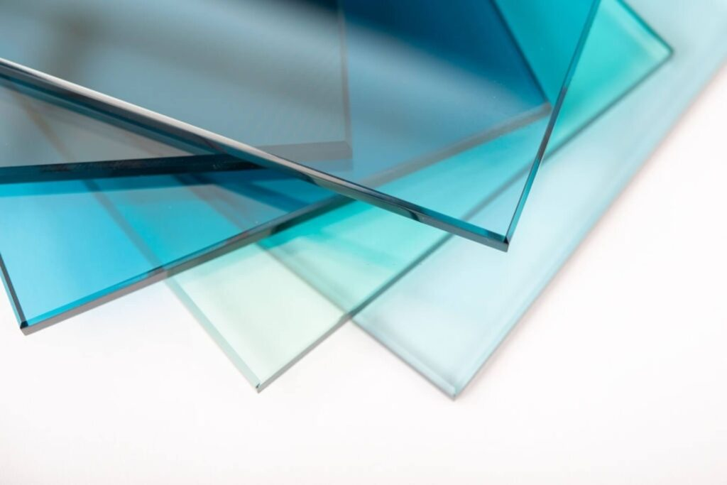 Type of glass used