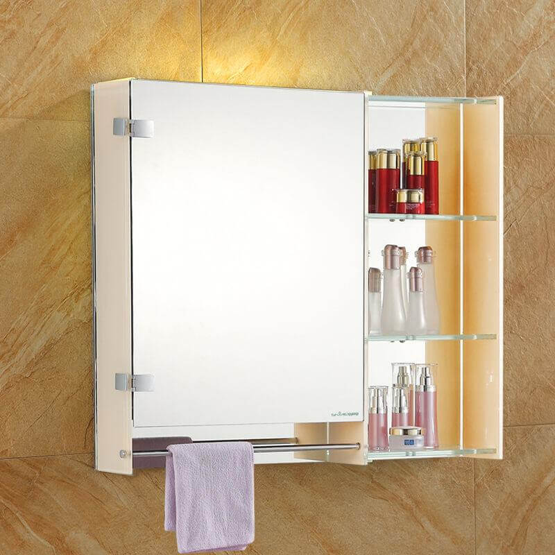 Add-on accessories to the bathroom