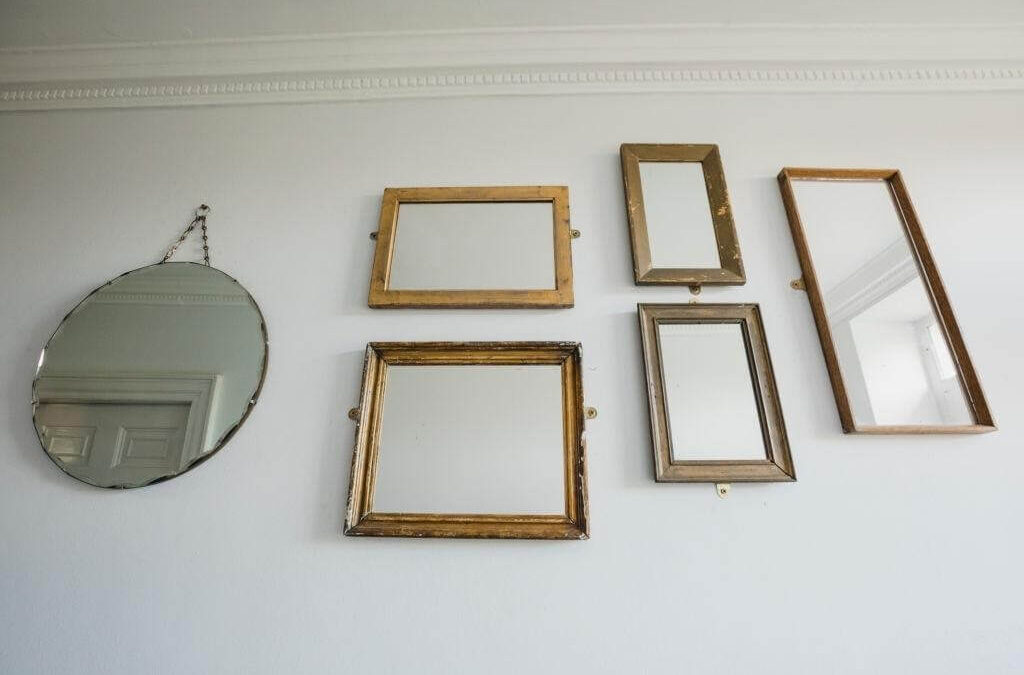 5 Ways to Decorate Small Space with Mirrors