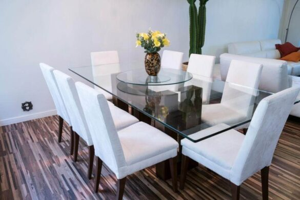 Benefits of Glass tabletop